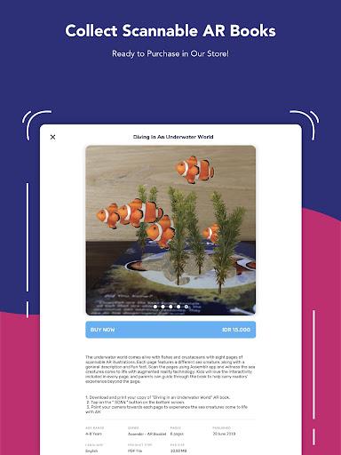 Assemblr - Make 3D, Images & Text, Show in AR! 3.394 Screenshots 22