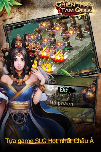 Chiu1ebfn Thu1ea7n Tam Quu1ed1c-Tranh Bu00e1  screenshots 1