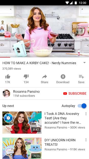 YouTube screenshot 4