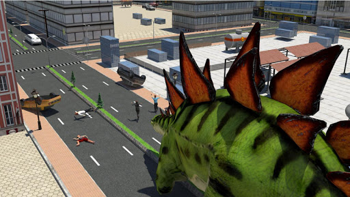 Dinosaur Simulator Games 2021 - Dino Sim 2.6 screenshots 7