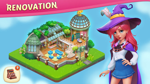 Magicabin: Home Design & Colorful adventure 1.3.4 screenshots 4