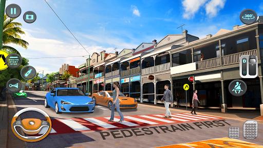 Modern Car Driving School 2020: Car Parking Games 1.2 screenshots 14