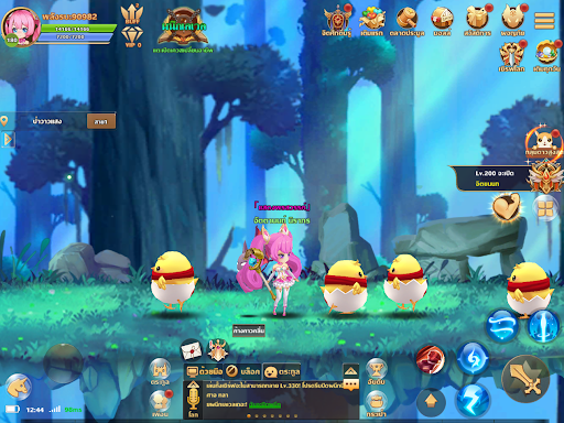 Rainbow Story: Fantasy MMORPG 1.2.8.41 screenshots 18