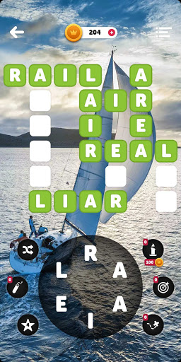 Words of the World - Anagram Word Puzzles! screenshots 1