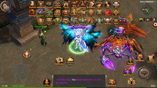 Mu Origin Invictus - New MMORPG Mounts 8.30.30 apktcs 1