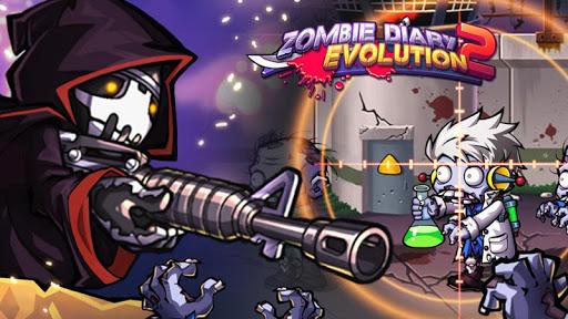 Zombie Diary 2: Evolution 1.2.4 screenshots 6