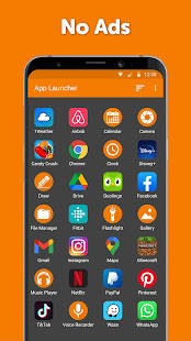 Simple App Launcher - Launch apps easily & quickly