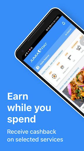JumiaPay - Airtime & Bills modavailable screenshots 1
