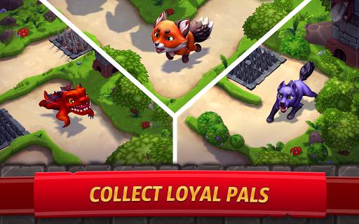 Royal Revolt 2: Tower Defense RTS & Castle Builder apkslow screenshots 13
