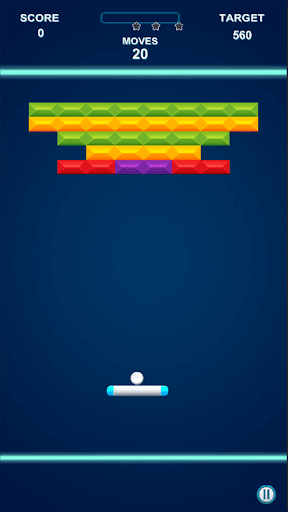 brick breaker ™ arcade screenshot 2