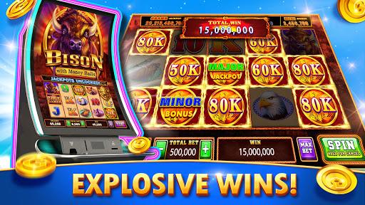 Bonus of Vegas Casino: 60+ Slot Machines! 2M Free! apkpoly screenshots 2