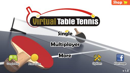 Virtual Table Tennis 2.2.0 screenshots 3