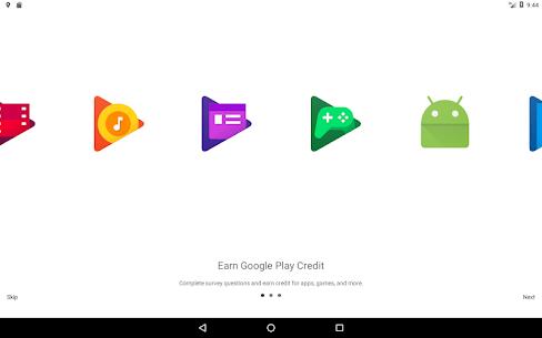 Google Opinion Rewards لشحن الألعاب ببجي , فري فاير مجانا 5