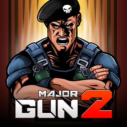 Major GUN : War on Terror - offline shooter game