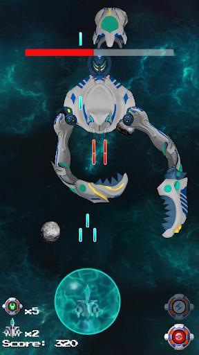 dark space survivor: space shooter screenshot 3