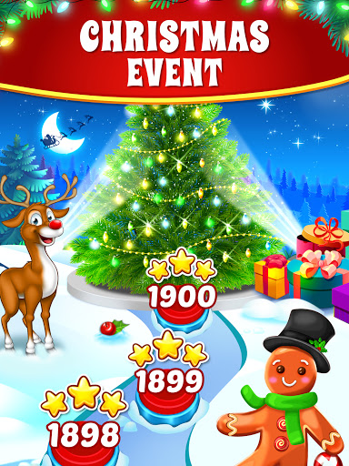 Christmas Cookie - Santa Claus's Match 3 Adventure 3.2.3 screenshots 13