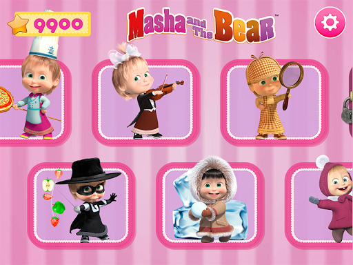 Masha and the Bear. Games & Activities 5.5 apktcs 1
