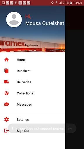 Aramex Courier  Screenshots 2