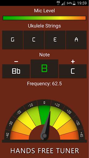Ukulele Tuner Free 12.0 Screenshots 5