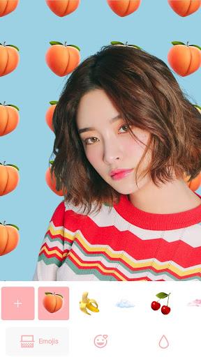 Emoji-Chan ud83cudf51 : Emoji Backgrounds Photo Editor 2.0 Screenshots 1