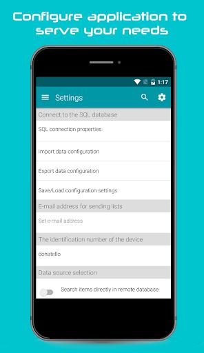 Mobile Inventory FREE screenshots 6