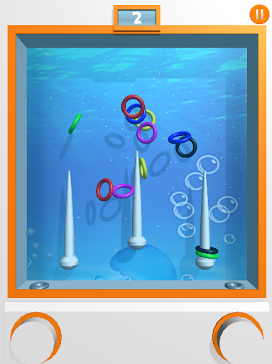 Water Ring: Stack Color Rings Game 3.6.1 screenshots 9