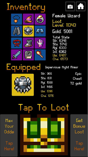 Amazing Loot Grind  screenshots 10
