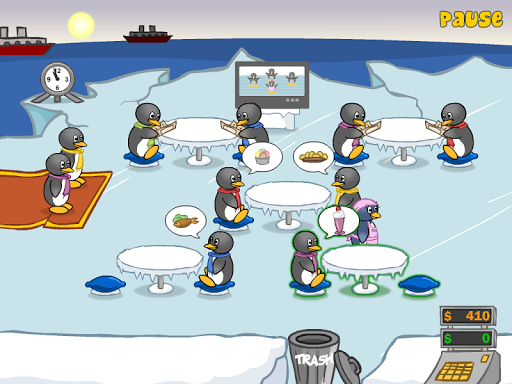 Penguin Diner 1.0.39 screenshots 11