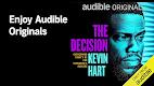 screenshot of Audible: audiobooks, podcasts & audio stories