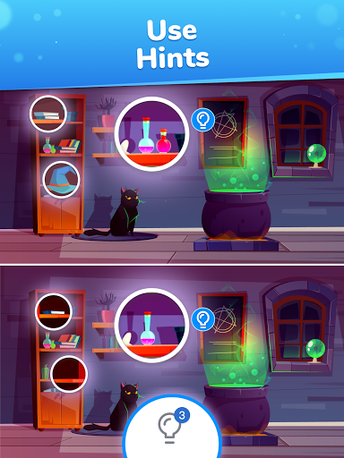 Differences - Stay focused to find them all 1.0.0 screenshots 12