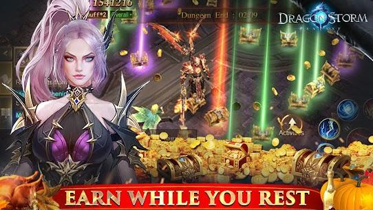Dragon Storm Fantasy 4