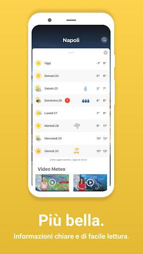 Meteo.it - Previsioni Meteo 4.1.4 Screenshots 2