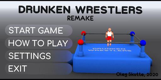 Drunken Wrestlers Remake 1.03 screenshots 5