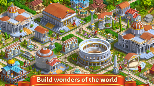 Rise of the Roman Empire: Grow, Build your Kingdom screenshots 20