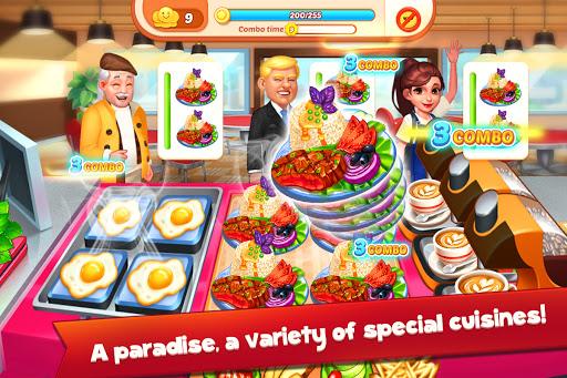 Restaurant Cooking: Crazy Chef & Home Design  screenshots 3