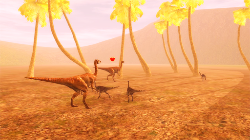 Gallimimus Simulator  screenshots 7