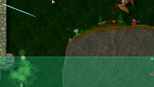 Code Triche Annélides: la guerre des vers (Astuce) APK MOD screenshots 2