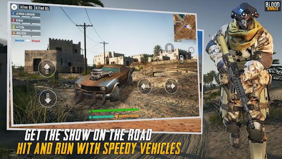 Blood Rivals - Survival Battleground FPS Shooter 2.4 Screenshots 8