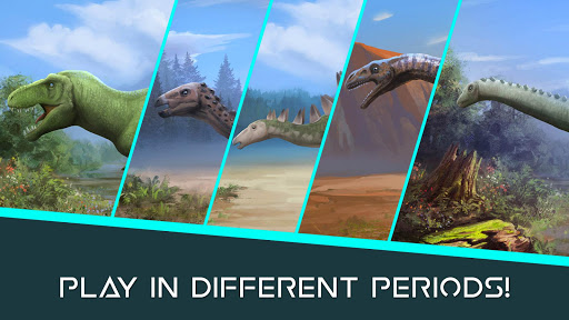 Dinosaur Master: facts, minigames and quiz 1.3.5 screenshots 3