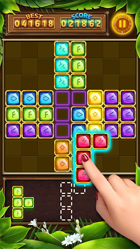 Block Puzzle Rune Jewels Mania screenshots 12