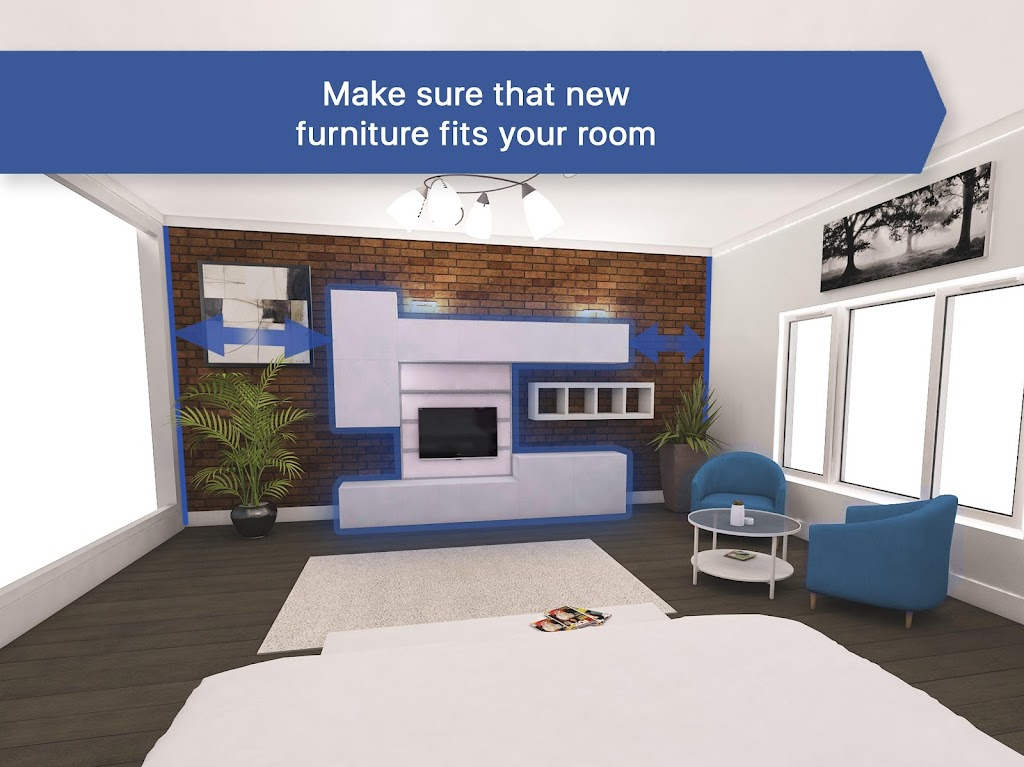 Room Planner: Home Interior & Floorplan Design 3D poster 5