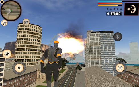 Flame Hero 1