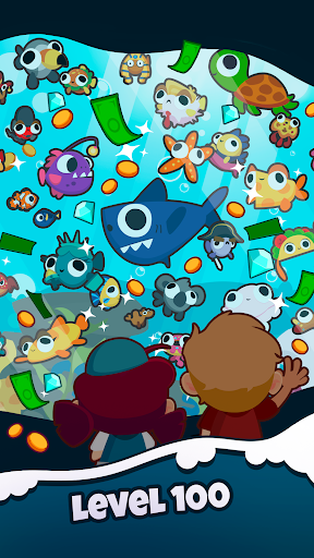 Idle Fish Inc - Aquarium Games 1.5.0.11 screenshots 5