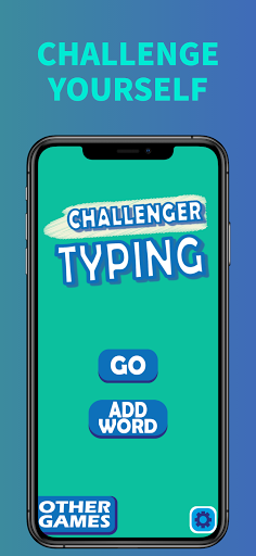Challenger Typing Practice - Typing Speed Test Screenshots 1