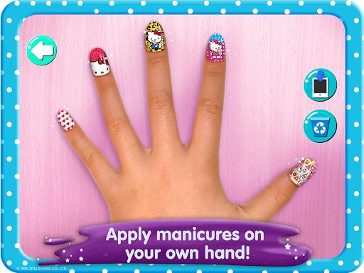 Hello Kitty Nail Salon 1.11 screenshots 9