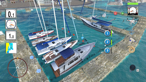 Dock your Boat 3D  screenshots 5