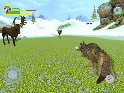 Wildlife Artic Wolf Game - Warewolf Games 2020 0.1 screenshots 8