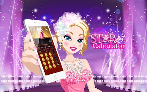 تطبيق Star Girl Calculator 1