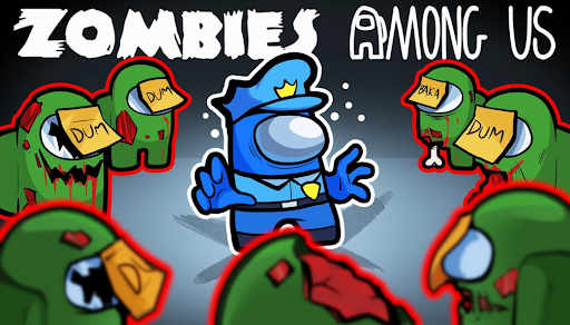 Zombie Among Us Mod Infected Impostor Gamemode android2mod screenshots 4