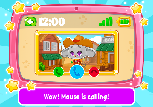 Babyphone & tablet - baby learning games, drawing 2.3.6 screenshots 12